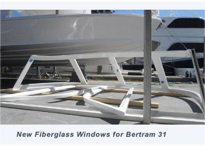 Bertam 31 - Replacement Parts for a 31 Foot Bertram Yacht