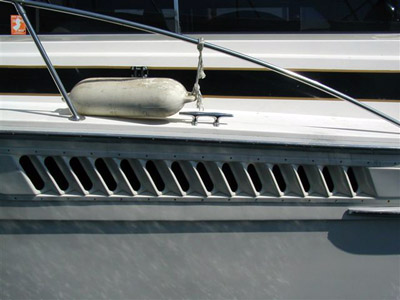 Bertram Vents Amp Louvers High Tide Marine New Bertram